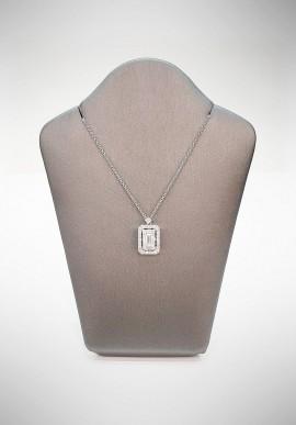 Crivelli necklace with diamonds CRV3319