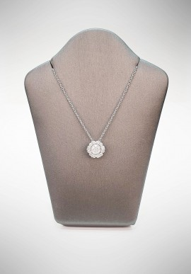 Crivelli necklace with diamonds CRV3419