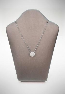 Crivelli necklace with diamonds CRV3519