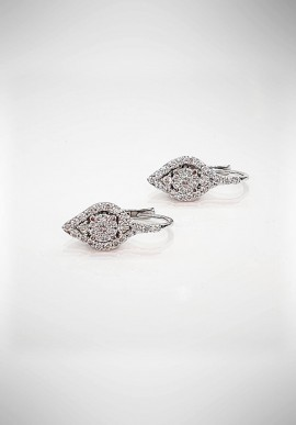 Crivelli earrings with diamonds CRV4819