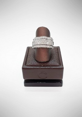 Crivelli ring with diamonds CRV5019