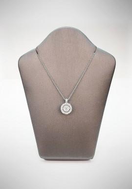 Crivelli necklace with diamonds CRV130
