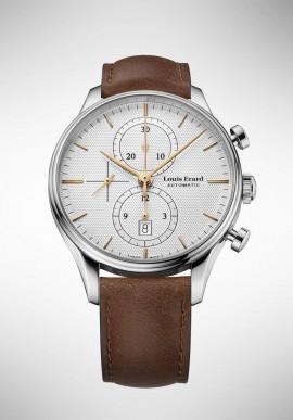 Louis Erard Heritage automatic watch 78289AA31.BAAC80