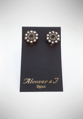 Alcozer Unique Earrings 058BC19