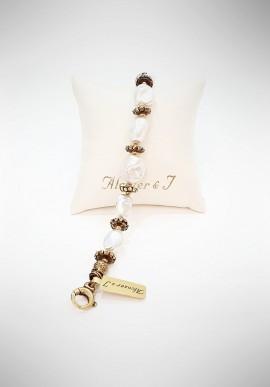 Alcozer Unique Bracelet B68GR19