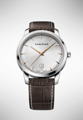 Louis Erard Heritage Quartz Watch 15920AA31.BEP101