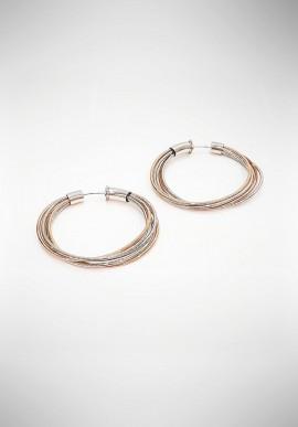 Pesavento DNA Earrings WDNAO201