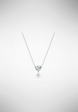 Swarovski Lifelong Heart Necklace 5517928