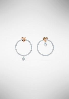 Swarovski Lifelong Heart Earrings 5517933