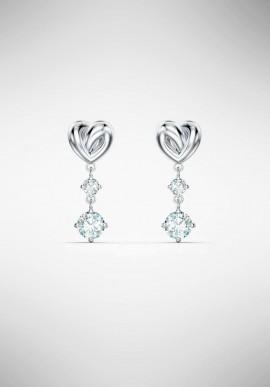 Swarovski Ligelong Heart Earrings 5517943