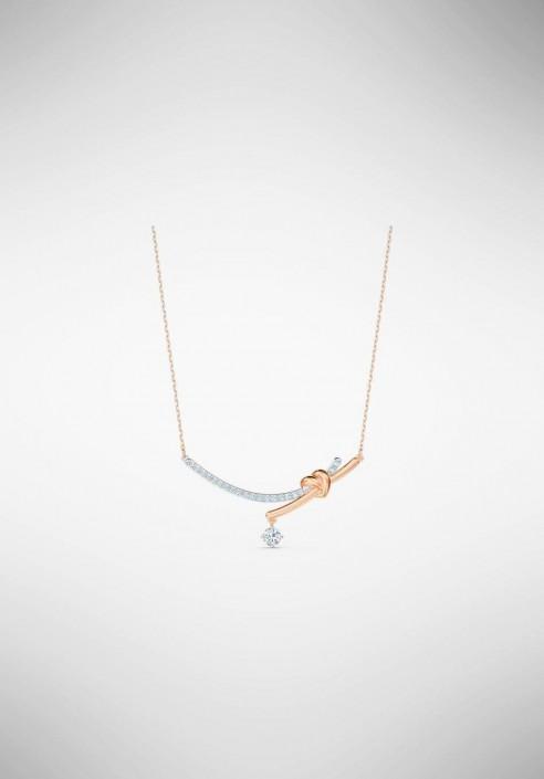 Swarovski Lifelong Heart Necklace 5517951