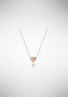 Swarovski Lifelong Heart Necklace 5516542