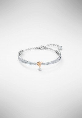 Swarovski Lifelong Heart Bracelet 5516544