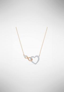 Swarovski Infinity Heart Necklace 5518865