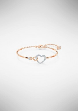 Swarovski Infinity Heart Bracelet 5518869