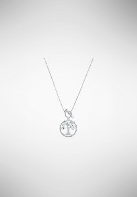 Swarovski Symbolic Tree Of Live Necklace 5521463