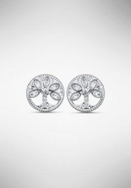 Swarovski Symbolic Tree Of Life Earrings 5540301