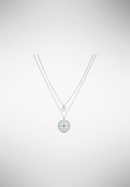 Swarovski Symbolic Mandala Necklace 5541987