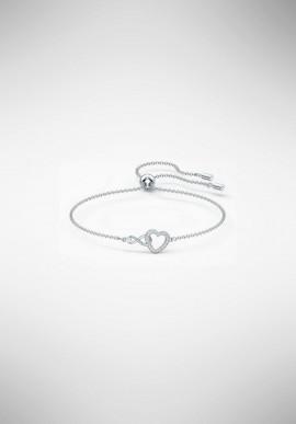 Swarovski Infinity Heart Bracelet 5524421