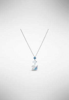 Swarovski Dazzling Swan Necklace 5530625