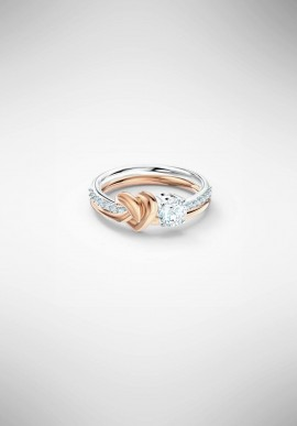 Swarovski Lifelong Heart Ring 5535406