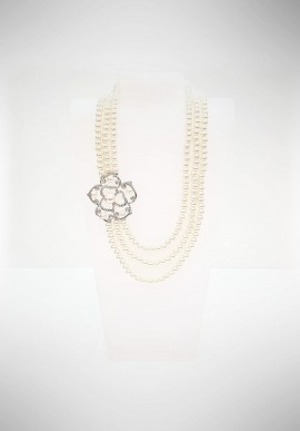 Ottaviani Bijoux Necklace 500304C