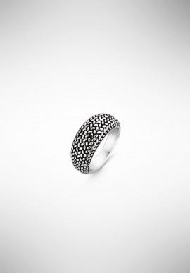 TI SENTO silver ring 12161SI.56