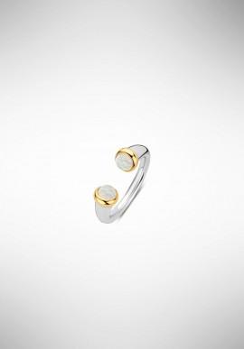 TI SENTO silver ring 12177MW