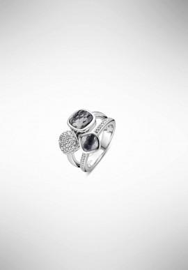 TI SENTO silver ring 12182GB.56