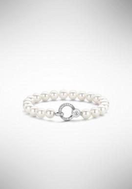 TI SENTO silver bracelet 2865PW
