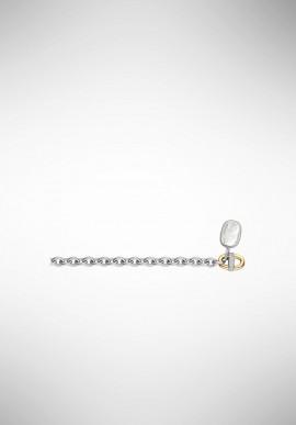 TI SENTO silver bracelet 2898MW