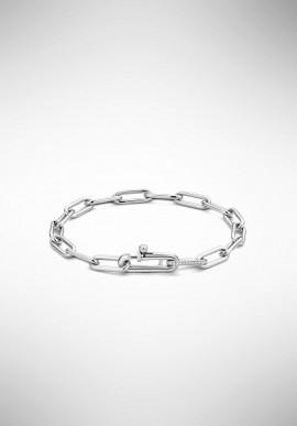 TI SENTO silver bracelet 2936ZI