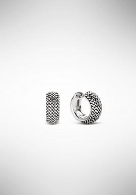 TI SENTO silver earrings 7796SI