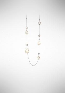TI SENTO silver necklace 3842WM