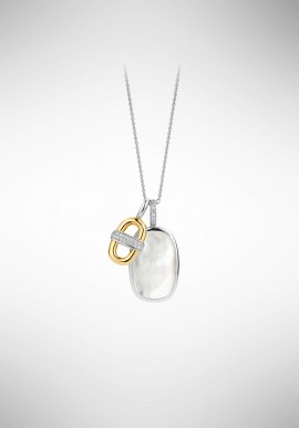 TI SENTO silver necklace 3914MY.45