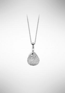 TI SENTO silver necklace 6765ZI