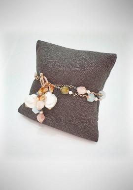 Luisa Della Salda silver earrings B05530OCBP