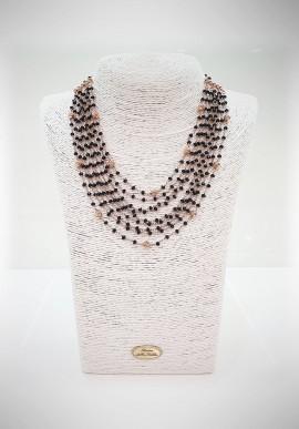 Luisa Della Salda silver necklace B0602GIN