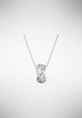 Swarovski Twist Rows necklace 5563906