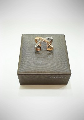 Pesavento silver ring DNA Collection WDNAA271.M