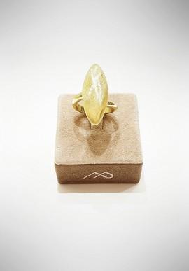 Marcello Pane Venice collection silver ring NMP1018