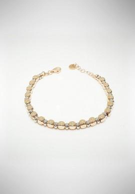 Marcello Pane silver bracelet Essential collection BRLP001