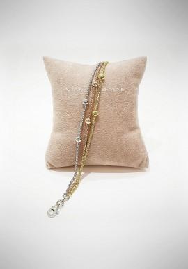 Marcello Pane silver bracelet Venice collection BRMP1010