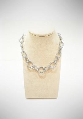 Marcello Pane Classique collection silver necklace CLSS006