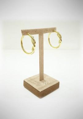 Marcello Pane silver earrings Venice collection ORMP1007