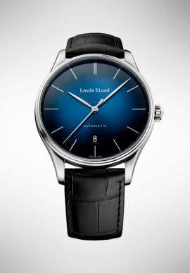 Louis Erard Heritage Classic automatic watch 69287AA65.BAAC82