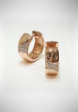 Marcello Pane silver earrings Venice collection ORSC003