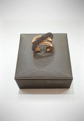 Pesavento silver ring Polvere di sogni collection WPLVA1870.M