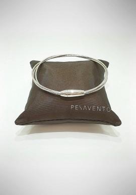 Pesavento silver bracelet DNA collection WDNAB365
