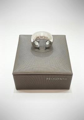 Pesavento silver ring Elegance collection WELGA006.M